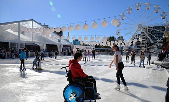 5 Accessible Winter Activities