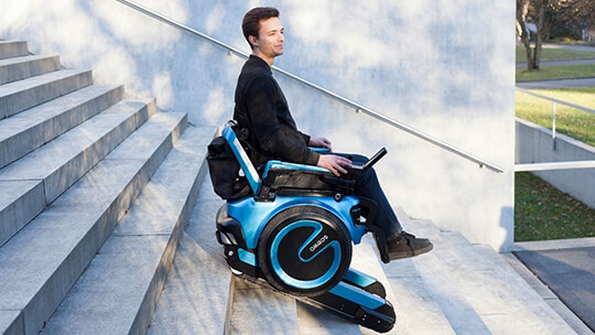 Innovative Products for People with Disabilities