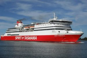 Instead of flying, experience staying overnight on the Spirit of Tasmania!