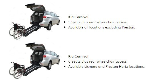 For more information on the Kia Carnival availability, contact us today.